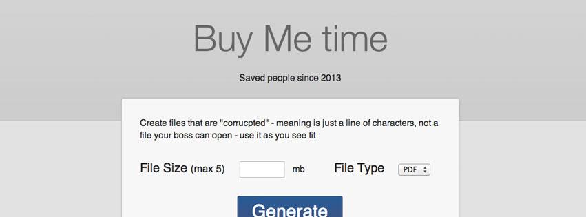 buy-me-time